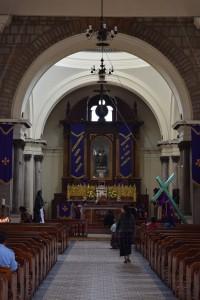 1 Nahuala church transept