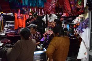 2 Huipil store, Nahuala 8