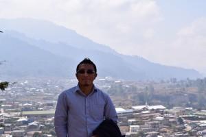 Juan Manuel Tahay at Uxlanb'al